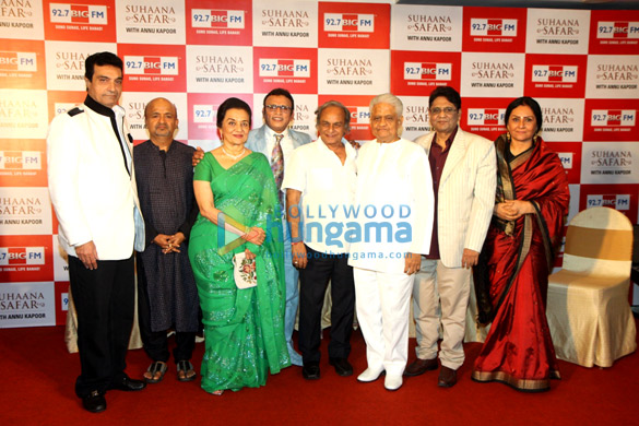 Dheeraj Kumar, Sameer, Asha Parekh, Anu Kapoor, Anandji Virji Shah, Laxmikant Pyarelal