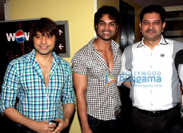 Kapil Sharma, Yuvraaj Parashar, Rakesh Bhatia