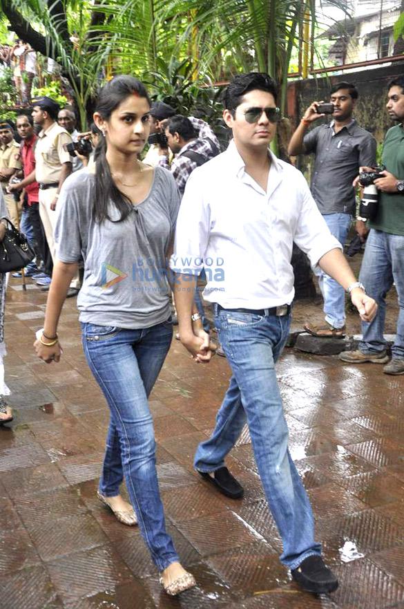Rashi Malhotra, Vishal Malhotra
