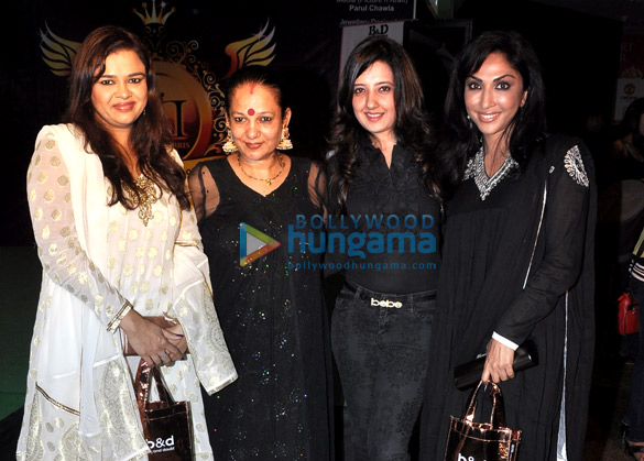 Bharat & Dorris Academy's fashion show