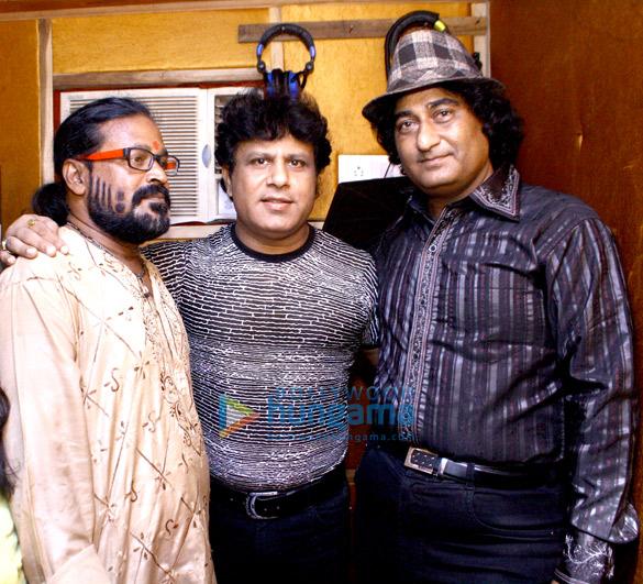 Launch of Ashok Bapna's new studio 'Priya'