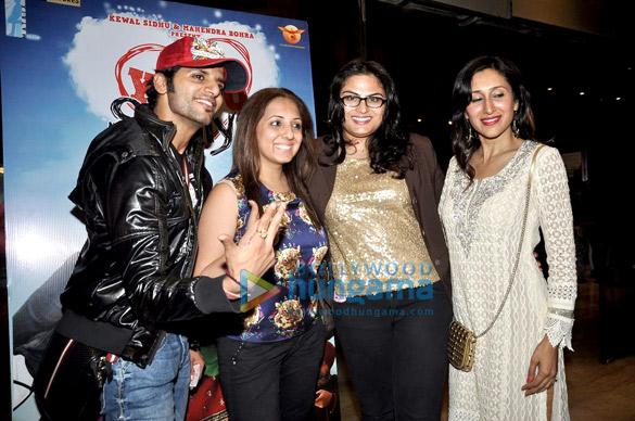 Karanveer Bhora, Monisha Kotwani, Tanya Abrol, Teejay Sidhu