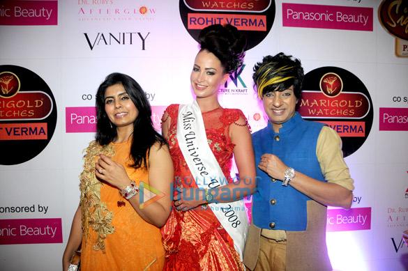 Shilpa Marigold, Lisa Lazarus, Rohhit Verma
