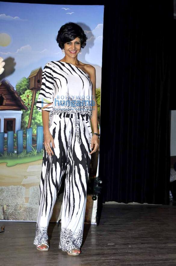Mandira launches Nickelodeon's 'Motu Patlu' trailer