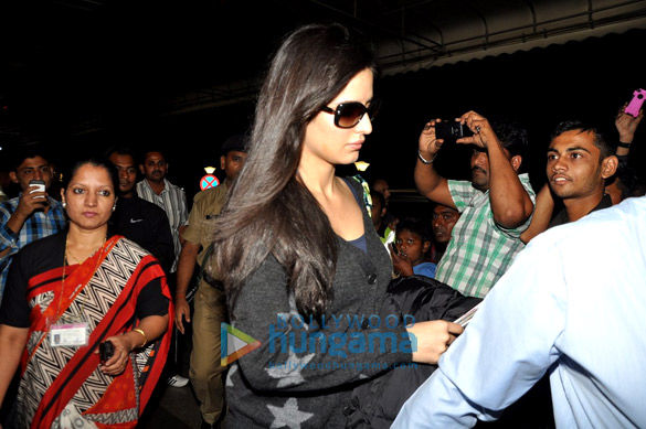 Ranbir & Katrina leave for New Year celebration | Katrina ...