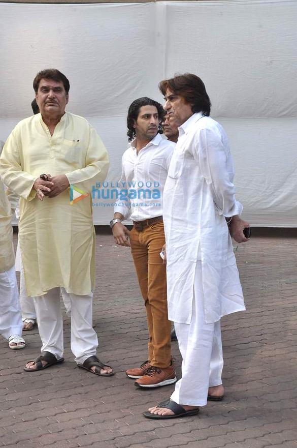 Raza Murad, Faruk Kabir, Ali Khan