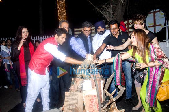 Ankit Bathla, Rohit Aggarwal, Gurpreet Singh, Bobby Darling, Vandana Vadhera