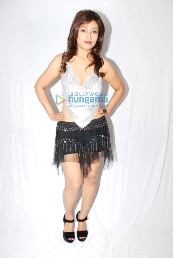 Glam shoot with Oriya actress Jyoti Pani