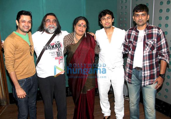 Mayur Puri, Pralhad Kakkar, Usha Uthup, Sonu Nigam, Gaurang Doshi