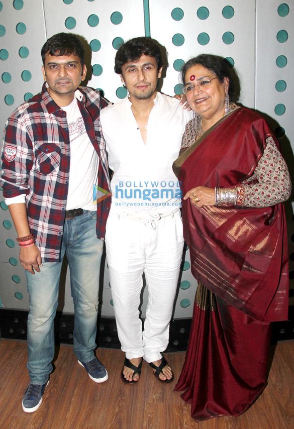Gaurang Doshi, Sonu Nigam, Usha Uthup