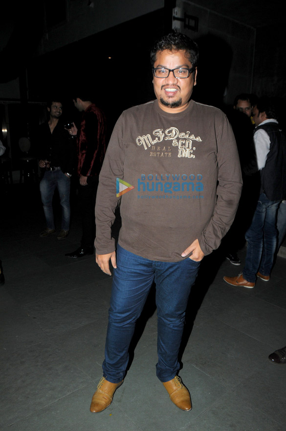 Rohhit Verma hosted success party after his fashion show