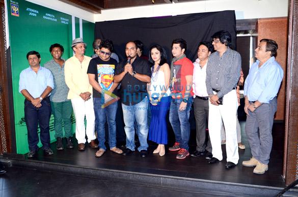 Milind Pathak, Jeetendra Joshi, Ankur Kakatkar, Amruta Khanvilkar, Sushant Shellar