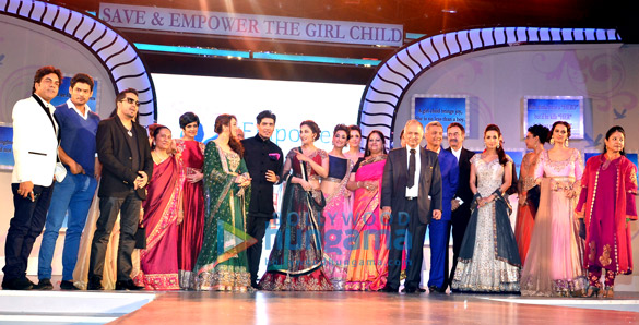 Celebs walk for Lilavati Hospital's 'Save & Empower The Girl Child' initiative