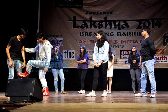 Vidyut Jamwal trains women in self defense