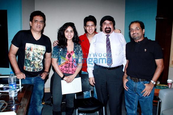Dabboo Malik, Neha Bhasin, Armaan Malik, SC Sehgal, Tarun Chopra