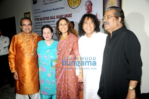 Suresh Wadkar, Ustad Zakir Hussain, Hariharan