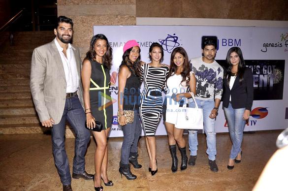Nikitin Dheer, Mugdha Godse, Teejay Sidhu, Debina Bonnerjee, Gurmeet Choudhary, Pooja Gaur