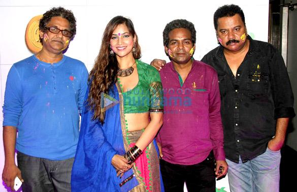 Milind, Tanisha Singh, Girish, Nagesh