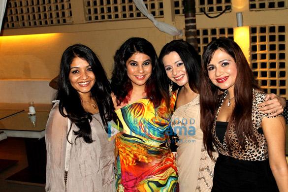 Tanya Kumar, Bhavna Jasra, Samyukta Singh, Natasha Singh