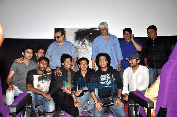Rajkumar Santoshi, Divyansh Pandit, Vikram Bhatt, Vashu Bhagnani, Deepak Pandit