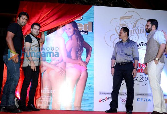 Leander Paes, Piyush Sharma, Ranjukumar Mohan, Siddhanth Aney