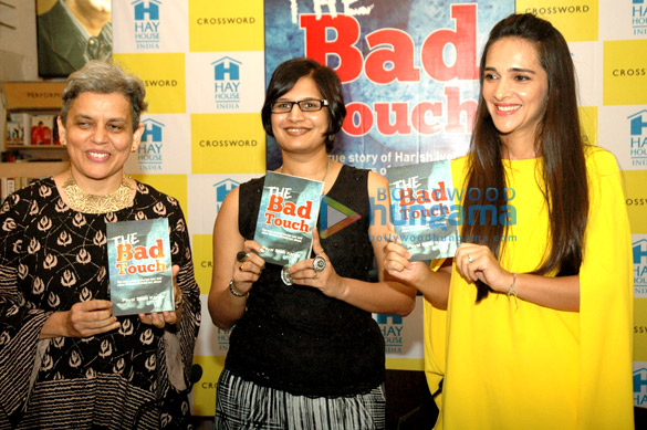 Launch of Payal Shah Karwa's book 'The Bad Touch'