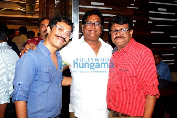 Vrajesh Hirjee, Jaywant Wadkar, Vijay Patkar