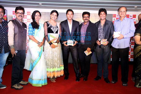 Sameer Patil, Neha Joshi, Pooja Samant, Shreyas Talpade, Hrishikesh Joshi, Aniket Vishwasrao, Dilip Prabhavalkar