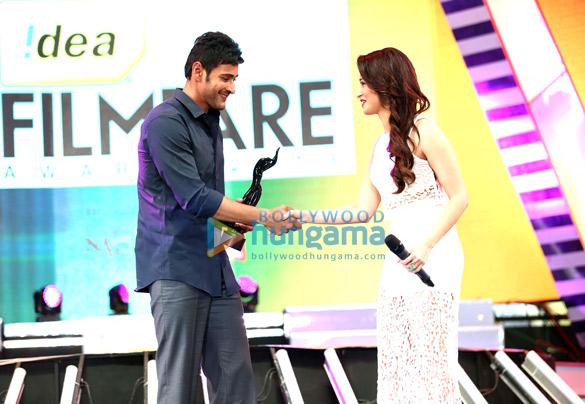 61st Idea Filmfare Awards 2013 (South) held in Chennai at Nehru Stadium
