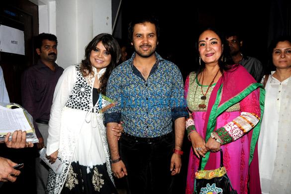 Smita Parikh, Javed Ali, Jaspinder Narula