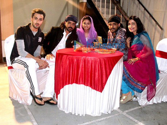 Sharib & Toshi's Iftaar party & Sufi Mehfil
