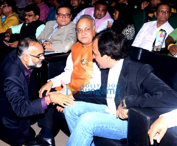 T P Aggarwal graces the 2nd Glamour Awards 2014 at Ahmedabad