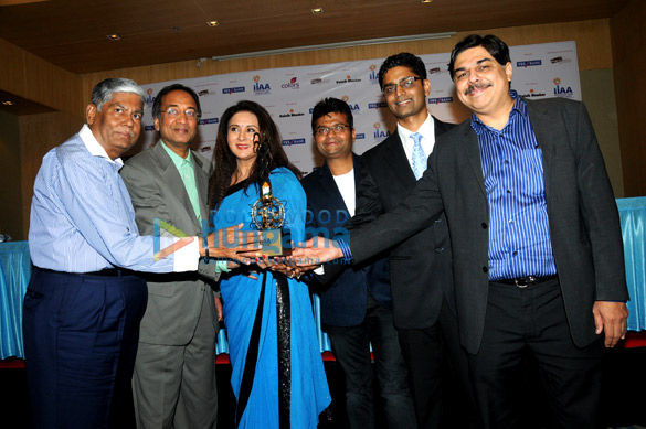 Announcement of 'International Indian Achiever's Award 2014'