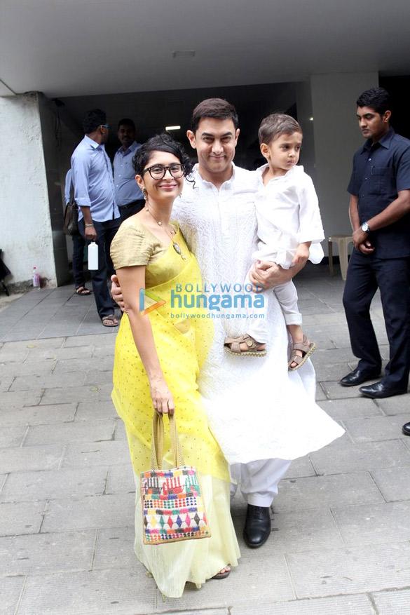 Aamir & Imran celebrate Eid