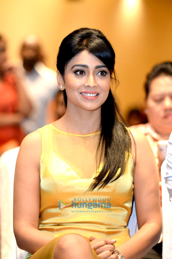 Press conference of 'South Indian International Movie Awards'