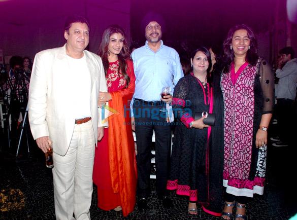 Shashi Ranjan, Raveena Tandon, N P Singh, Anu Ranjan