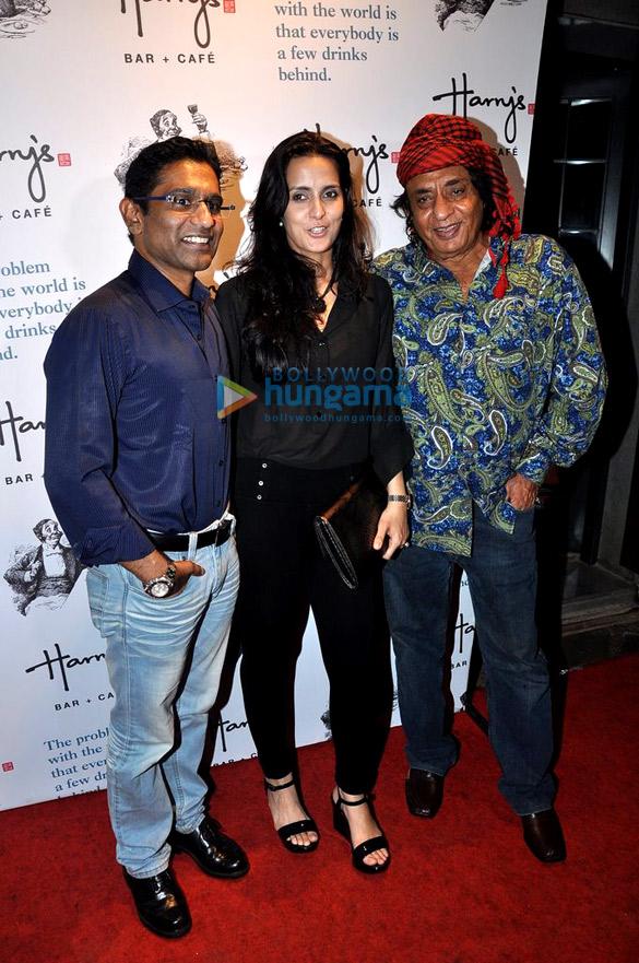 Tiger Shroff at Harry's Bar launch