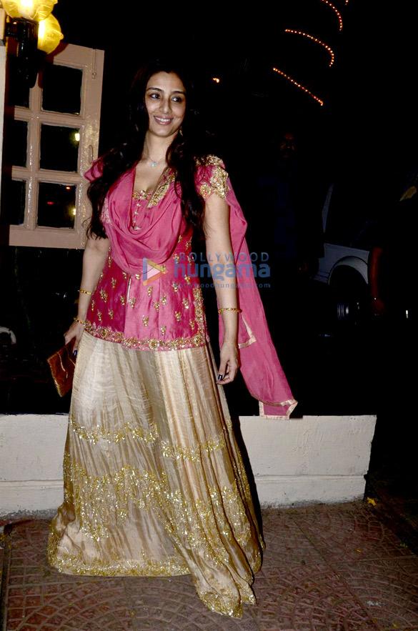 Ekta Kapoor's Diwali bash