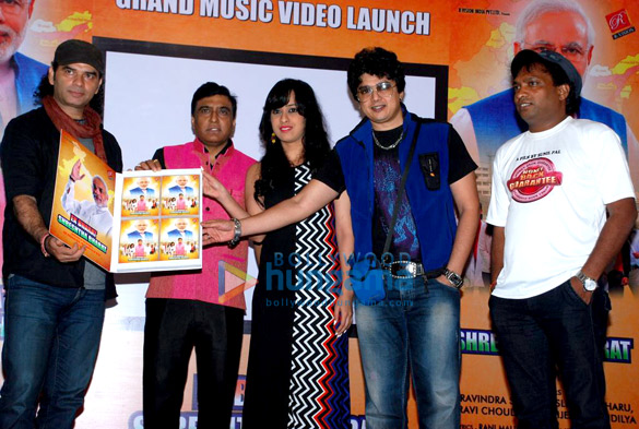 Mohit Chauhan releases song dedicated to Nation & Modi