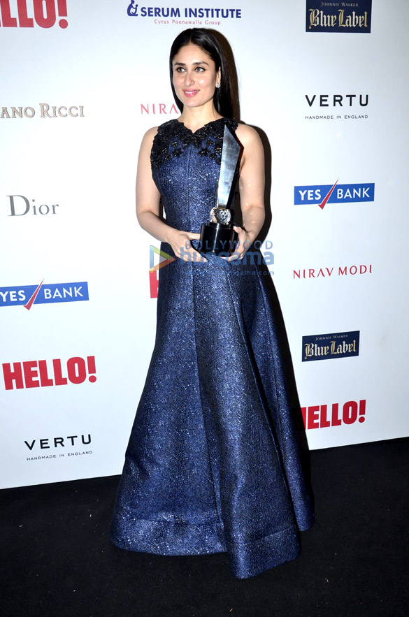 Celebs grace the red carpet of Hello! Hall Of Fame Awards 2014