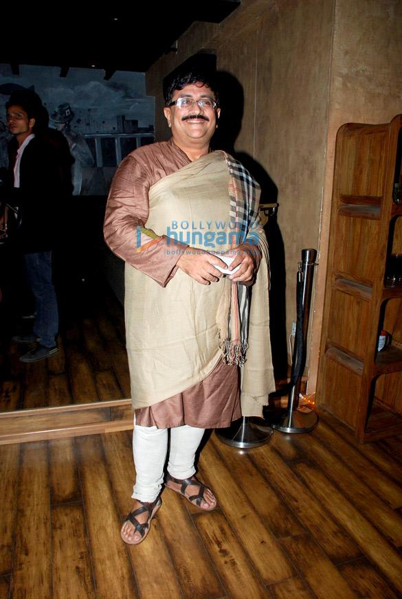 Jaya Prada snapped at Dharmesh Darshan's party