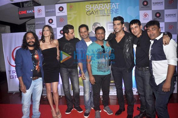 Gurmmeet Singh, Ganesh Hegde, Meet Bros Anjjan, Zayed Khan