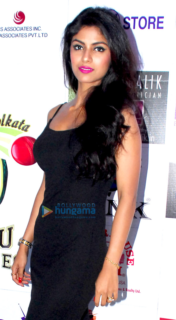 Celebs at the launch of Kolkatta Babu Moshai's dress and anthem for BCL