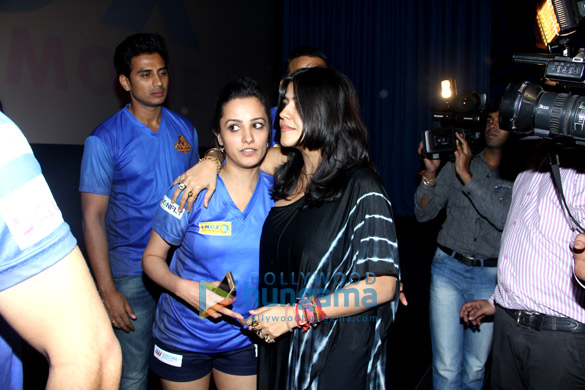 Press conference of Chandigarh Cubs for BCL