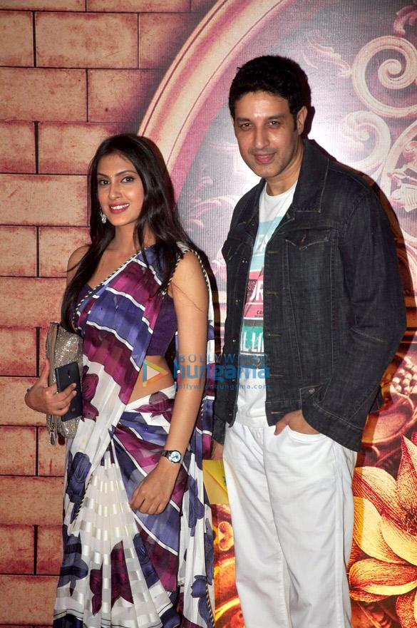 Celebs grace the Zee Rishtey Awards 2014