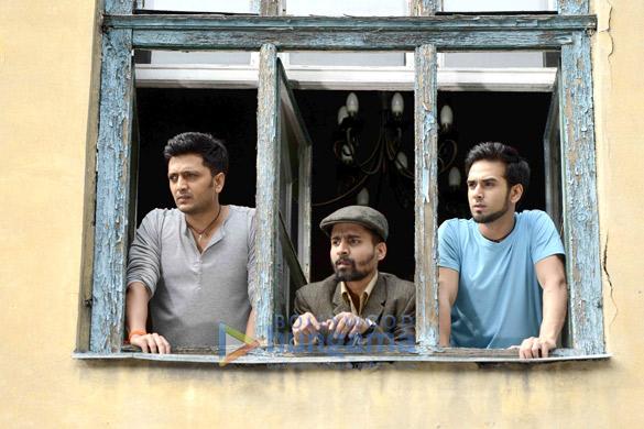 Riteish Deshmukh,Chandan Roy Sanyal,Pulkit Samrat