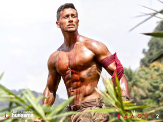 Wallpapers Of The Movie Baaghi 2