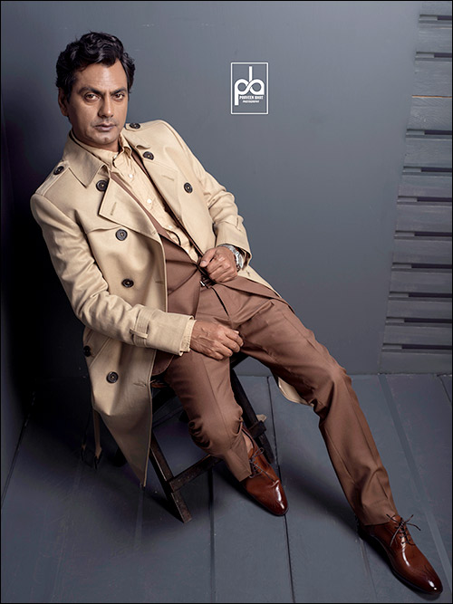 Check out: Nawazuddin Siddiqui on the cover of Glam and Gaze