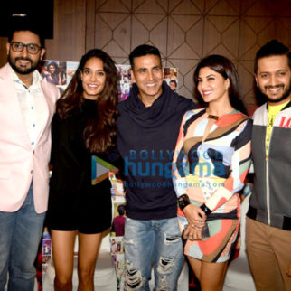 Abhishek Bachchan, Lisa Haydon, Akshay Kumar, Jacqueline Fernandez, Riteish Deshmukh