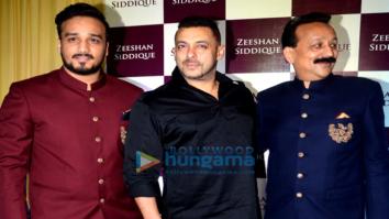 Salman Khan, Shah Rukh Khan, Katrina Kaif & others snapped at Baba Siddique's Iftaar party